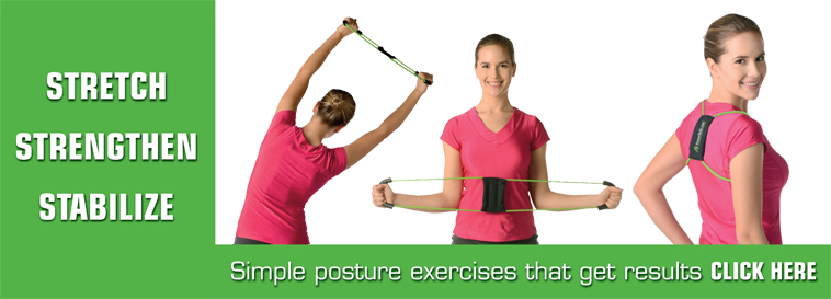 Improve your Posture, Improve Your Health. Click Here to find out why